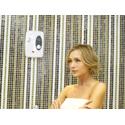 电热水器人物形象摄影