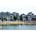 广州大学城建筑摄影 校园拍摄