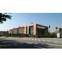 广州大学城华南理工大学建筑摄影拍摄