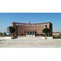 广州大学城图书馆建筑摄影拍摄