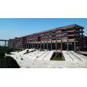 广州大学城美术学院建筑摄影拍摄