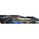 盘龙峡渡假村广告摄影 南湖国旅旅行社摄影