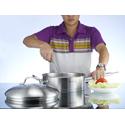 力王专业厨房品牌拍摄 五金产品摄影公司