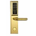 五金电子锁摄影