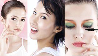 化妆品人物摄影